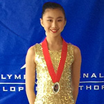 CONGRATULATIONS LAKE PLACID SUMMER CHAMPIONSHIPS SKATERS!