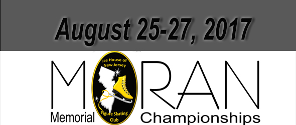 MORAN MEMORIAL CHAMPIONSHIPS - REGISTRATION IS NOW OPEN!